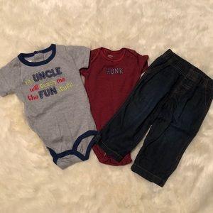 BUNDLE! Carter's and Koalakids Outfits